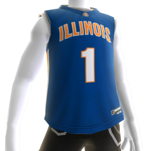 Illinois Basketball Jersey