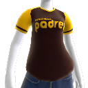 San Diego Padres Retro-Trikot