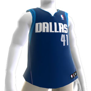 Dallas Mavericks NBA2K10 Jersey