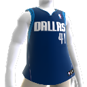 Maglia Dallas Mavericks NBA2K10