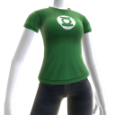 Green Lantern-Emblem T-Shirt