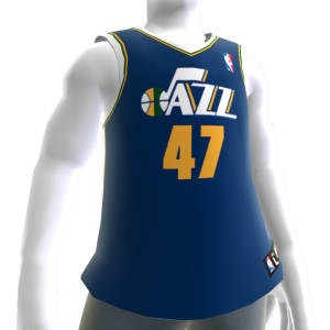 Camiseta NBA2K11 Utah Jazz