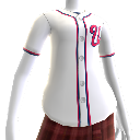 Maillot MLB2K11 Washington Nationals