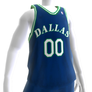 1992-2001 Mavericks Away Jersey