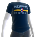Grizzlies On-Court Tee