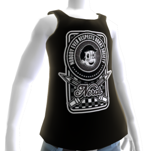 Nerds Tank Top