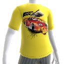 T-Shirt - Yellow Blazin'