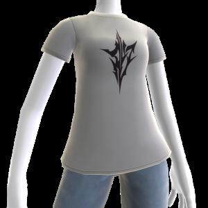 FINAL FANTASY XIII Grey T-Shirt