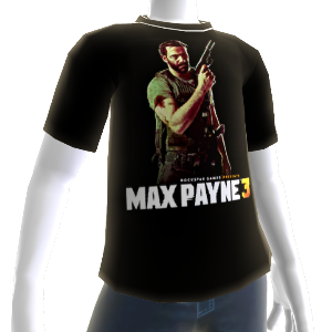 Max Payne Tee #2