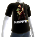 Camiseta de Max Payne 2 