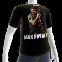 Camiseta de Max Payne 2