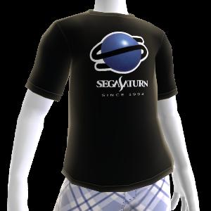 T-shirt SEGA Saturn