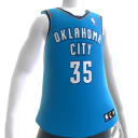 Oklahoma City Thunder NBA 2K14 Jersey