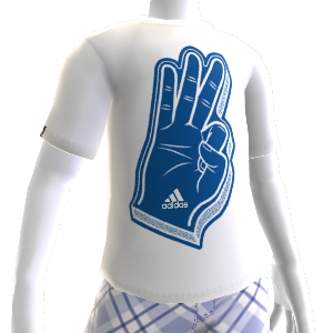 Bball 3 fingers T-shirt