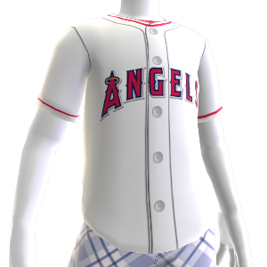 L.A. Angels of Anaheim  MLB2K11-Trikot