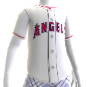 L.A. Angels of Anaheim MLB2K11 Jersey