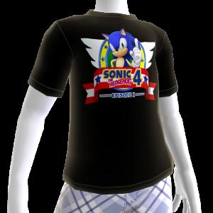 Sonic 4 Ep. I Tee