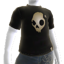 dB Skull Black T