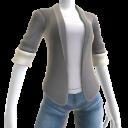 Sports Blazer - Grey