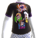 T-shirt du groupe Love Händel