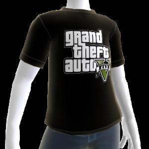T-shirt Grand Theft Auto V