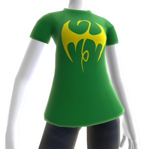 Iron Fist Costume Tee