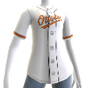 Jersey Baltimore Orioles MLB2K11 