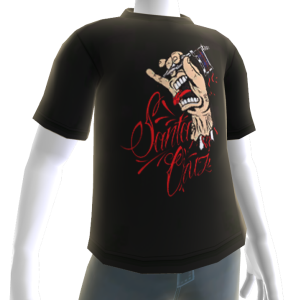 Tattoo Hand Tee - Black