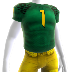 Oregon Game Jersey