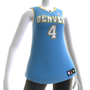 Denver Nuggets NBA2K12 Jersey