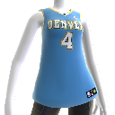 Maillot NBA2K12 Denver Nuggets