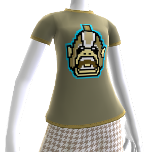 T-shirt Orco a 8 bit