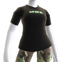 T-shirt di Modern Warfare 2