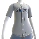 Maillot MLB2K11 New York Yankees
