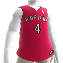 Maglia Toronto Raptors NBA2K10