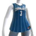 Camiseta NBA2K11 Charlotte Bobcats 