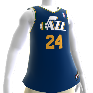 Camiseta NBA 2K13 Utah Jazz