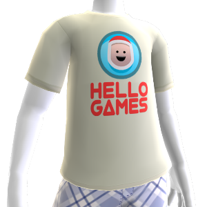 Tee-shirt Hello Games