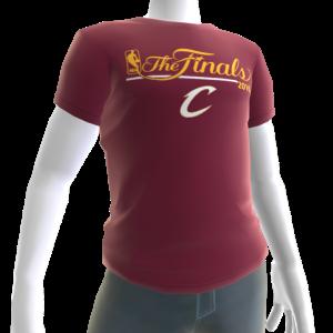 2016 Cavaliers Finals Tee