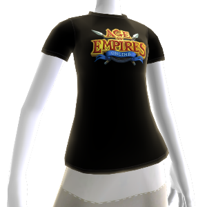 Age of Empires - T-shirt 1er anniversaire