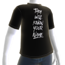 NBA 2K19 They Will Know Your Name Shirt