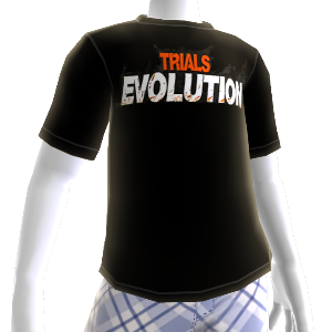 Camiseta de Trials Evolution