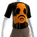 Epic Gas Mask Shirt Orange