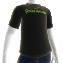 T-shirt avec logo Frankenweenie