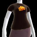 T-shirt Caçador de Queijo