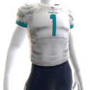 Miami 2013 Away Game Jersey