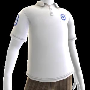 Chelsea White Polo