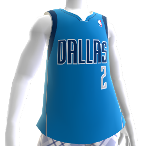 Dallas Mavericks NBA2K12 Jersey