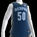 Memphis Grizzlies NBA 2K14 Jersey