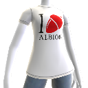 I <3 Albion T-Shirt